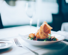 Book a restaurant or find a chef at home, catering service, cooking lesson, private wine testing, buy a bottle of wine…